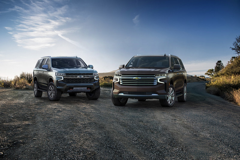 2021 Chevy Tahoe and Suburban | Estherville, IA