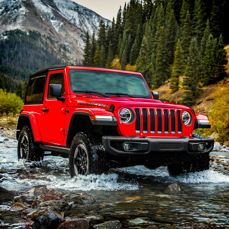 2021 Wrangler Rubicon 392 Launch Edition | Spirit Lake, IA
