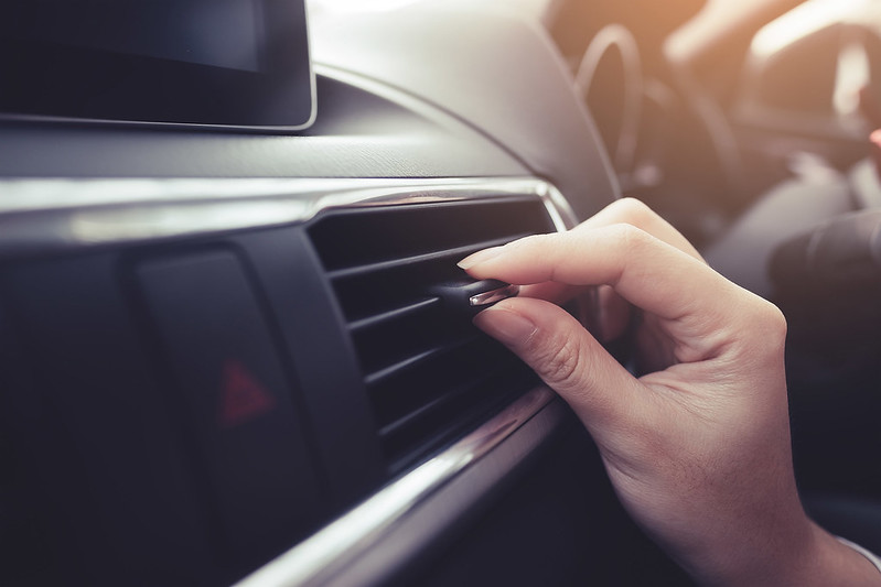 Are strange smells coming from your car's air conditioner? | Spirit Lake, IA